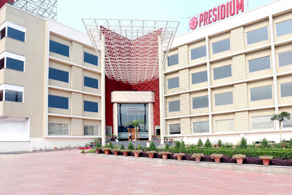 Our Campus | Presidium School